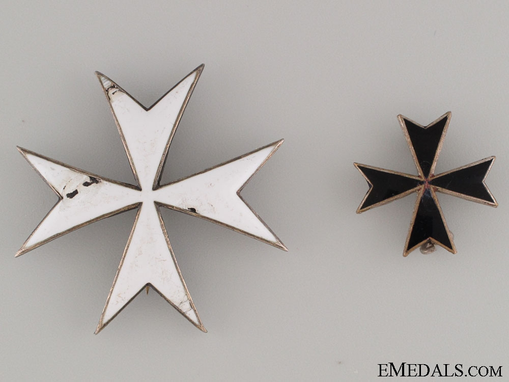 eMedals-Two Freikorps Badges