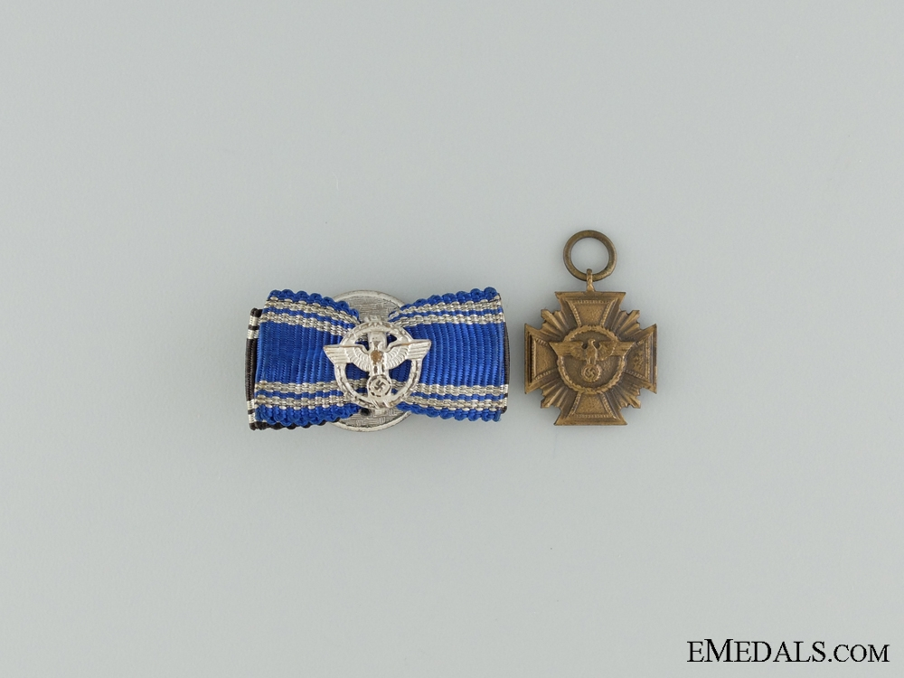 eMedals-Two NSDAP Awards