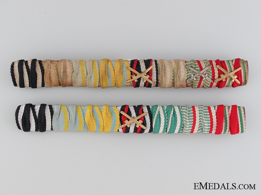 eMedals-Two Ribbon Bars