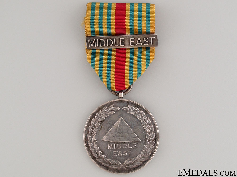 eMedals-United Nations Force Middle East Medal