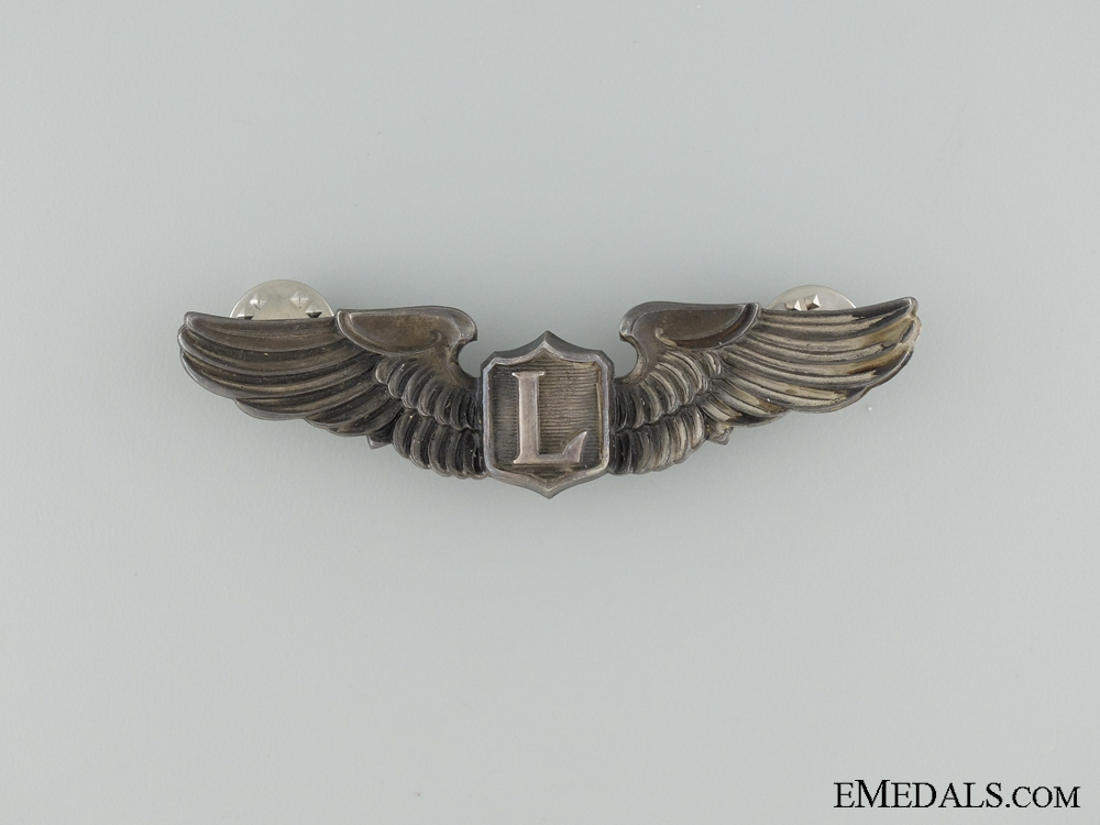 eMedals-USAAF Liaison Pilot Wing by Amico