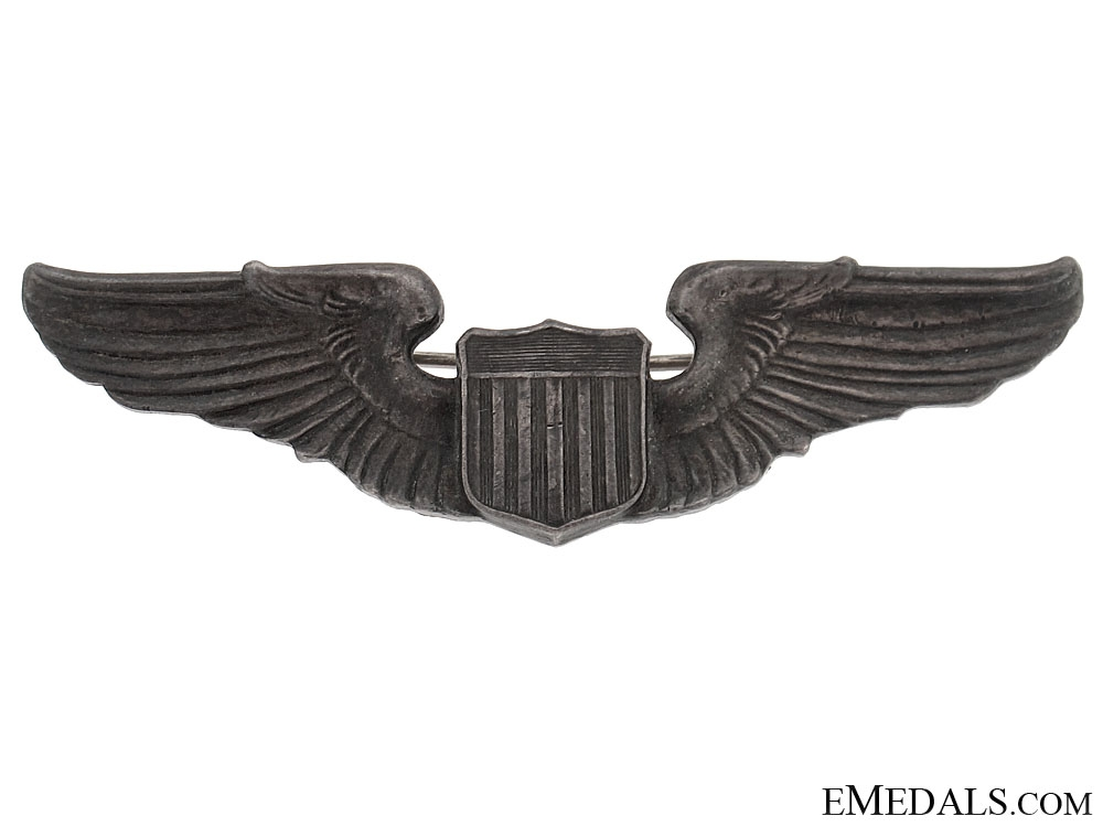 eMedals-An Early 10930s USAAF Pilot Wing