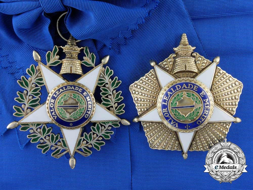 eMedals-A Portuguese Military Order of the Tower and Sword