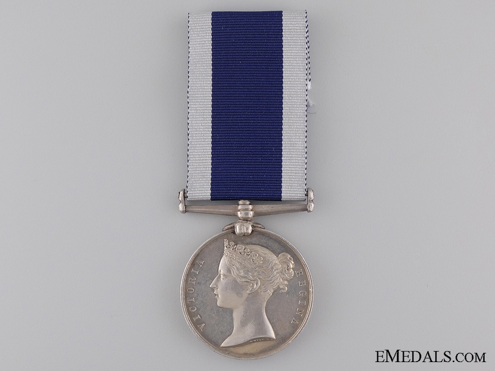 eMedals-Victorian Naval Long Service & Good Conduct to the Coast Guard