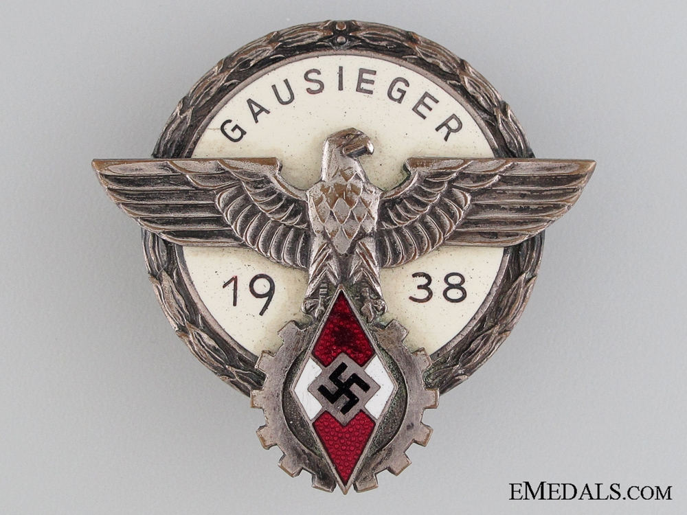 eMedals-Victors Badge in the National Trade Competition 1938