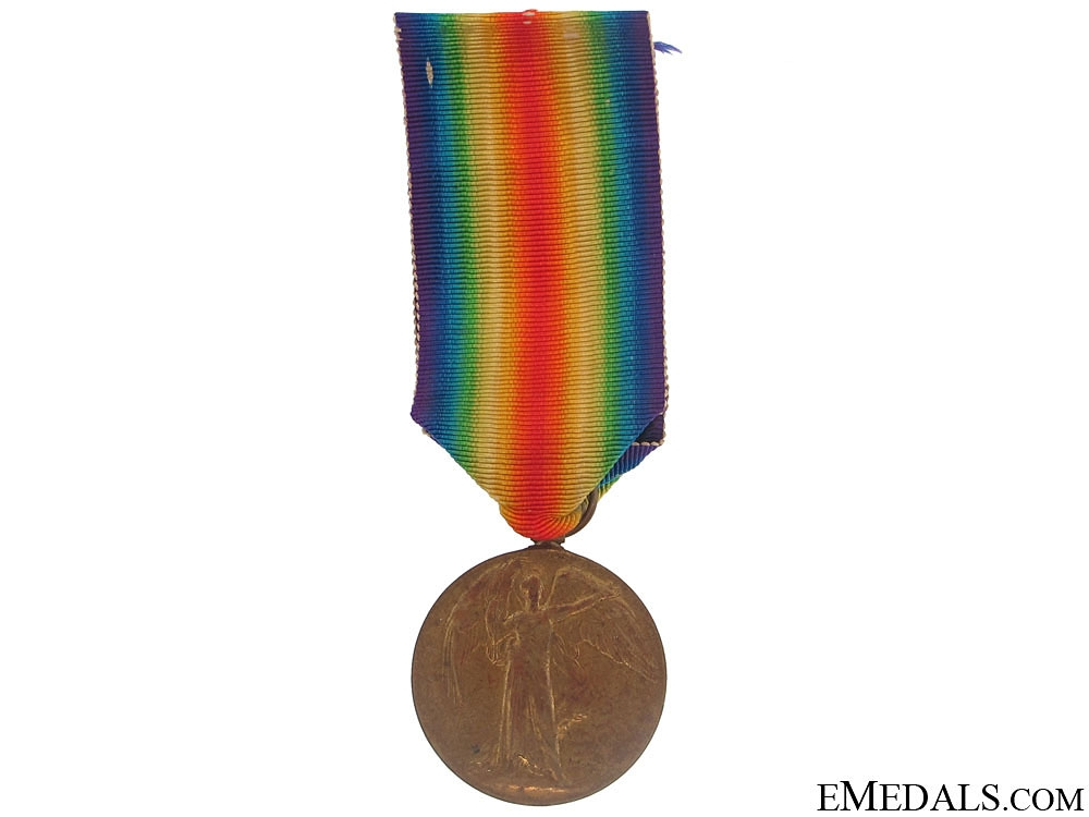eMedals-Victory Medal - 11th South African Infantry, SAEF
