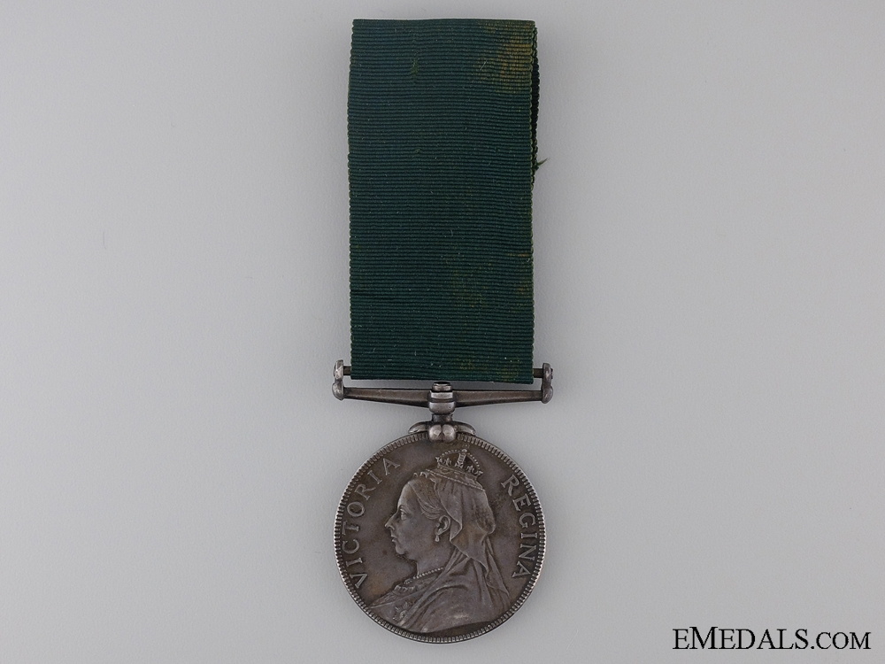 eMedals-Volunteer Long Service and Good Conduct Medal