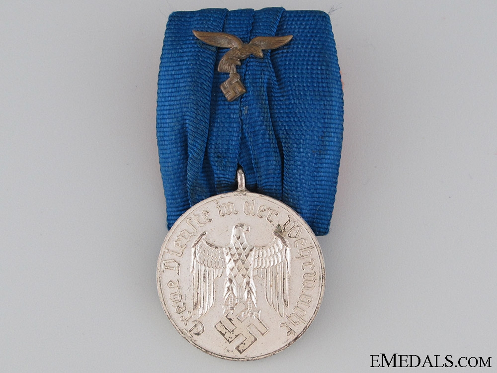 eMedals-Wehrmacht Long Service Medal - Four Years