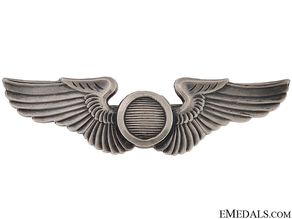 eMedals-WW2 Air Force Combat Observer's Wing