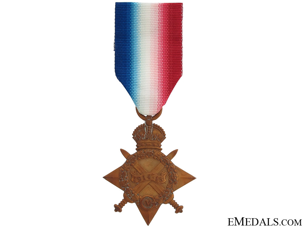 eMedals-WWI 1914-15 Star - Royal Field Artillery