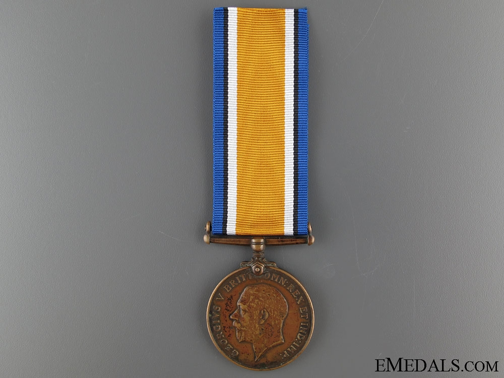 eMedals-WWI British War Medal - Chinese Labour Corps