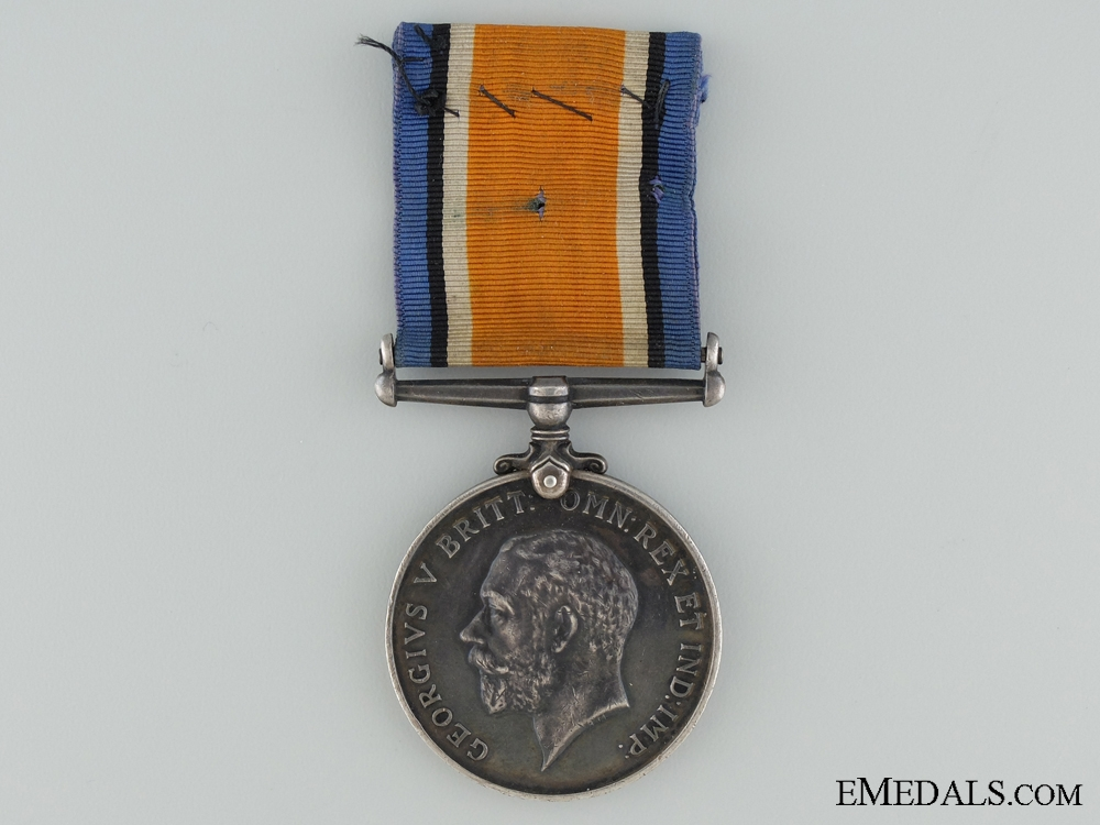 eMedals-WWI British War Medal to the Royal Engineers