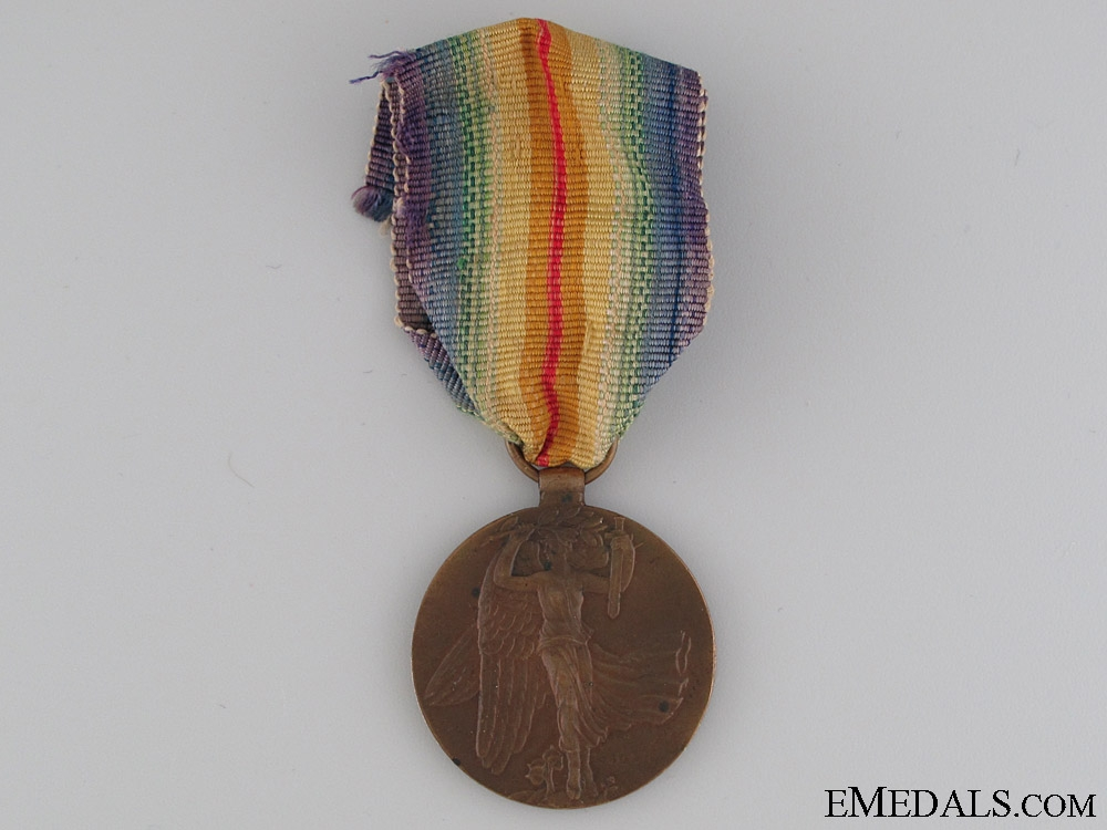 eMedals-WWI Czechoslovakian Victory Medal