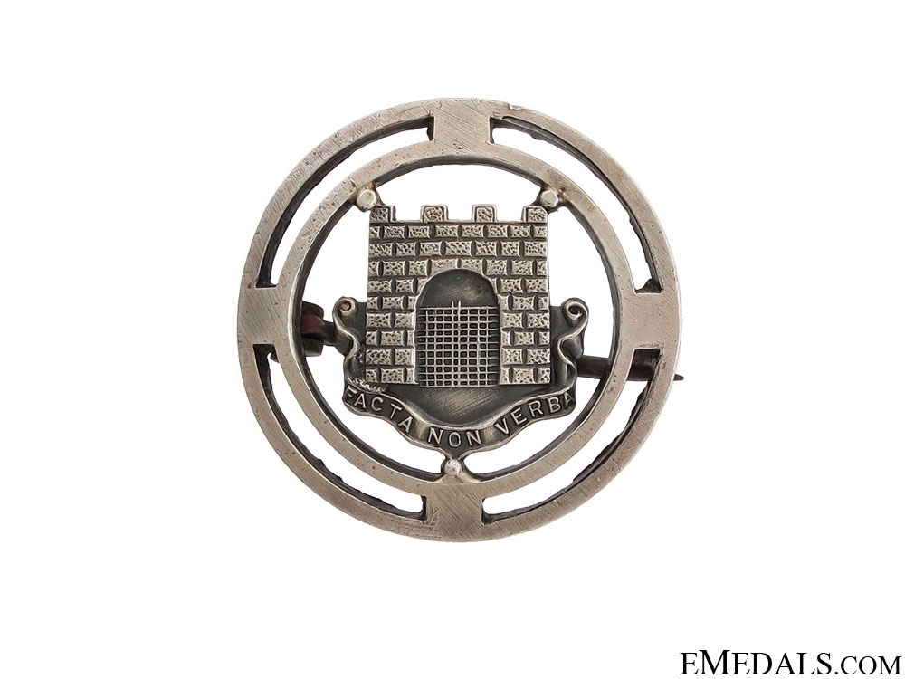 eMedals-WWI Fort Garry Horse Pin CEF