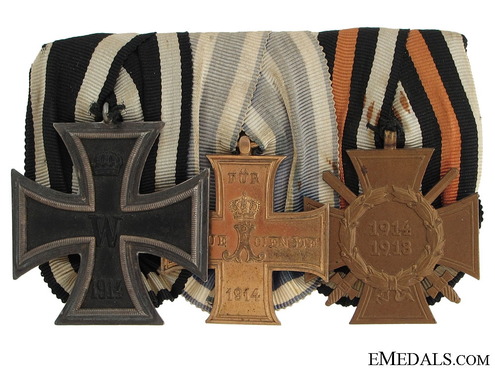 eMedals-WWI Group of Three