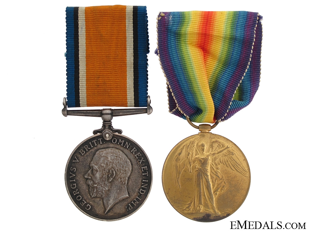 eMedals-WWI Pair to Josaphat Delisle - 3rd Can. Pnr. Bn.