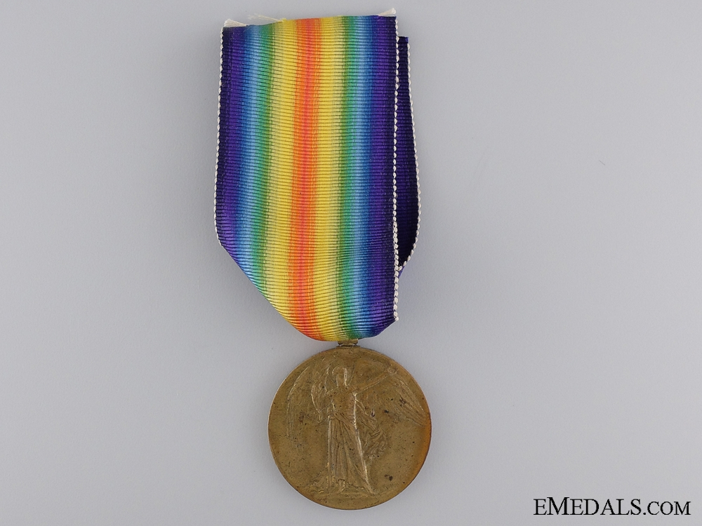 eMedals-WWI Victory Medal to the 87th Infantry Battalion CEF