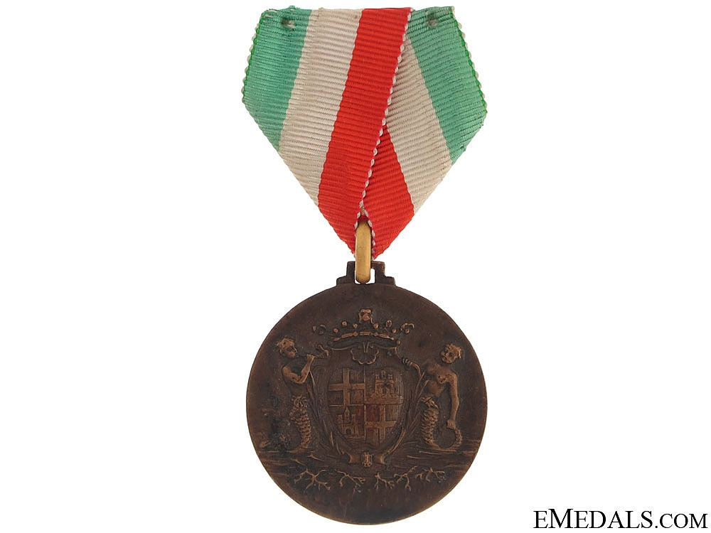 eMedals-WWII 59th Mountain Infantry Division Cagliari Medal