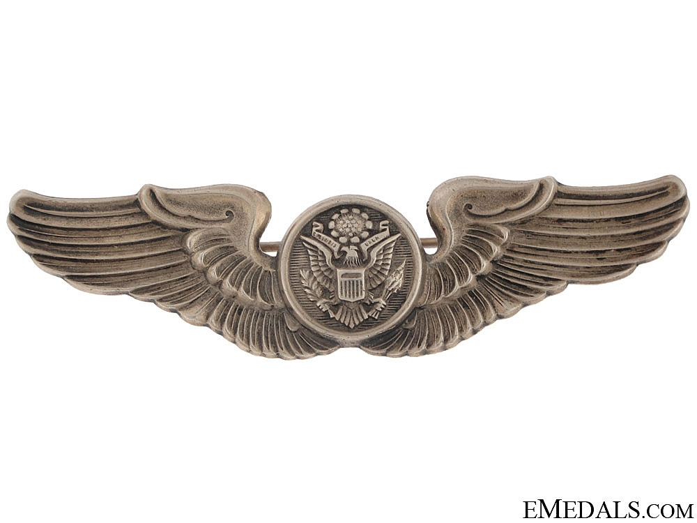 eMedals-WWII AAF Crew Wing