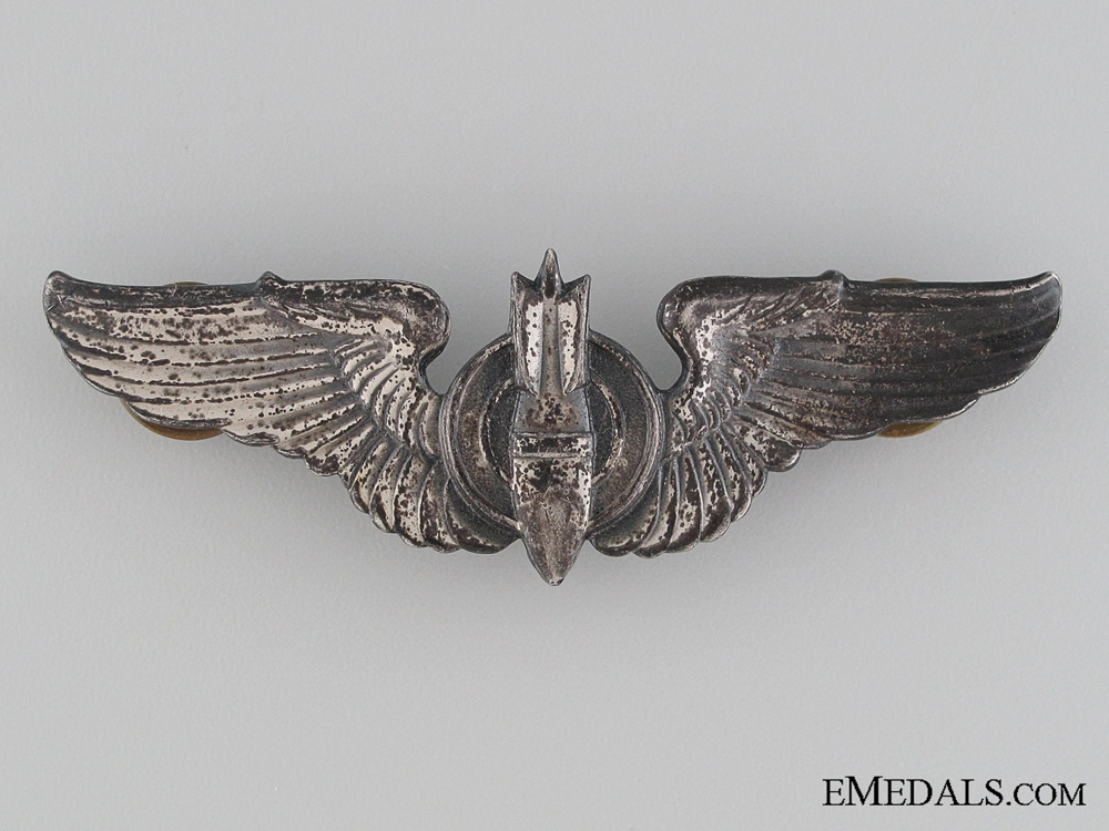 eMedals-WWII Air Force Bombardier Wing