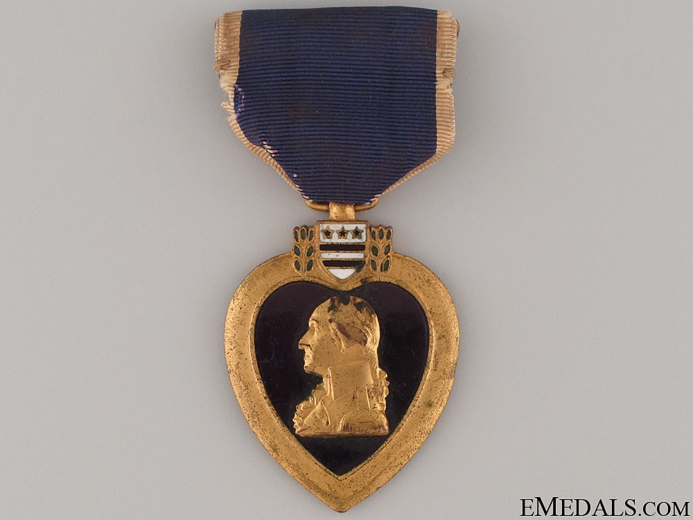 eMedals-WWII American Purple Heart - Numbered