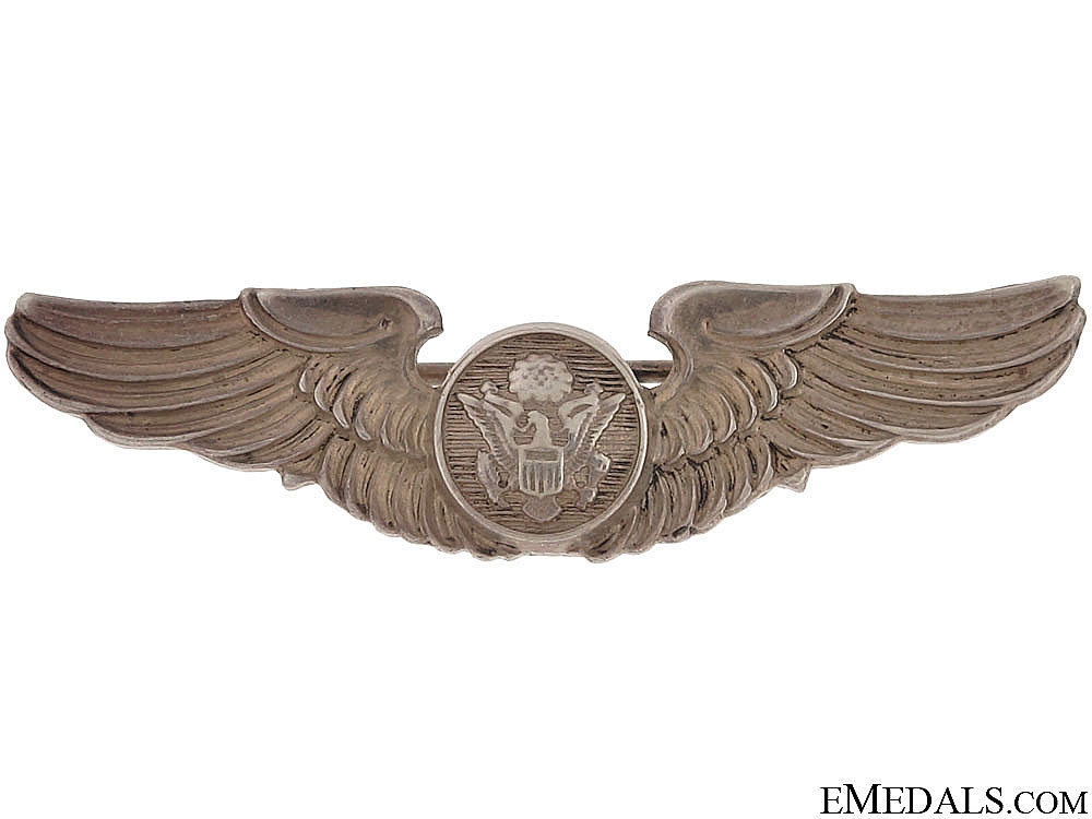 eMedals-WWII Army Air Force Aircrew Wing