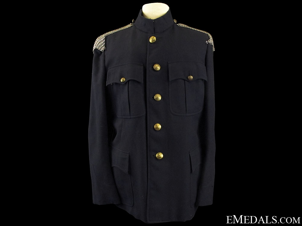 eMedals-WWII Canadian Frontiersmen Tunic