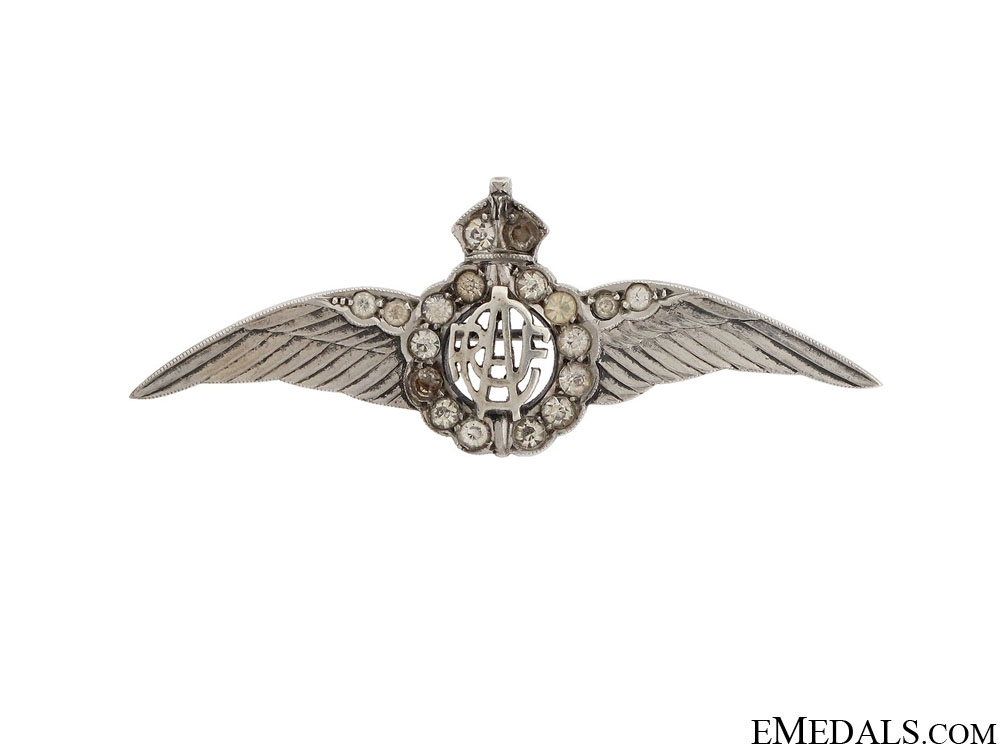 eMedals-WWII RCAF Sterling Wings