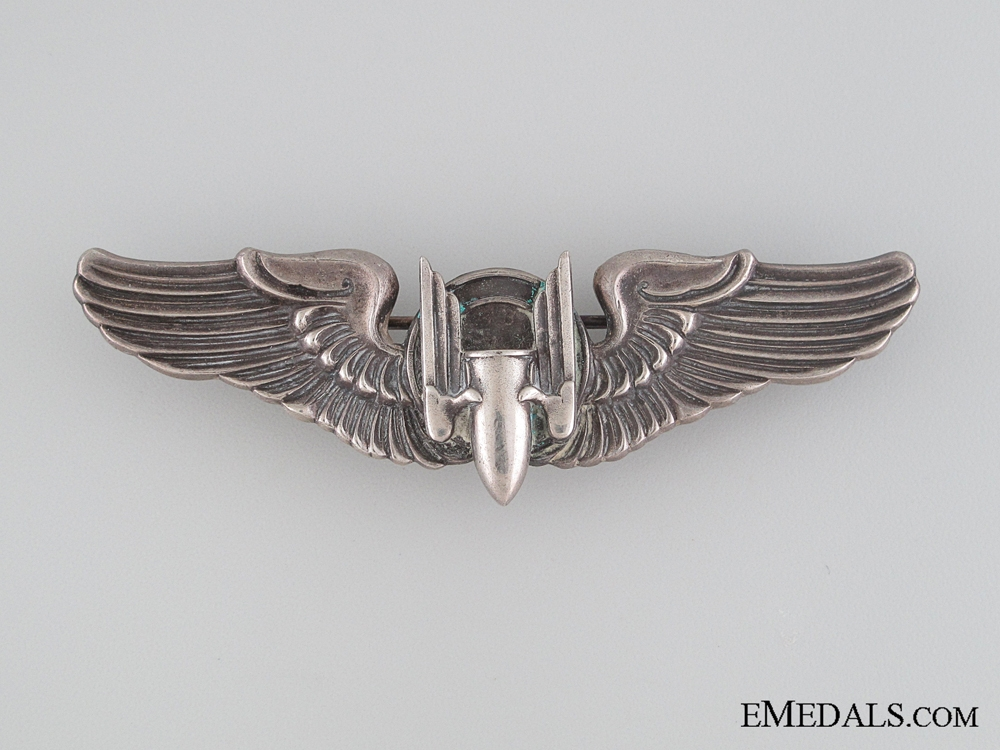 eMedals-WWII United States Army Air Force Gunner Wing