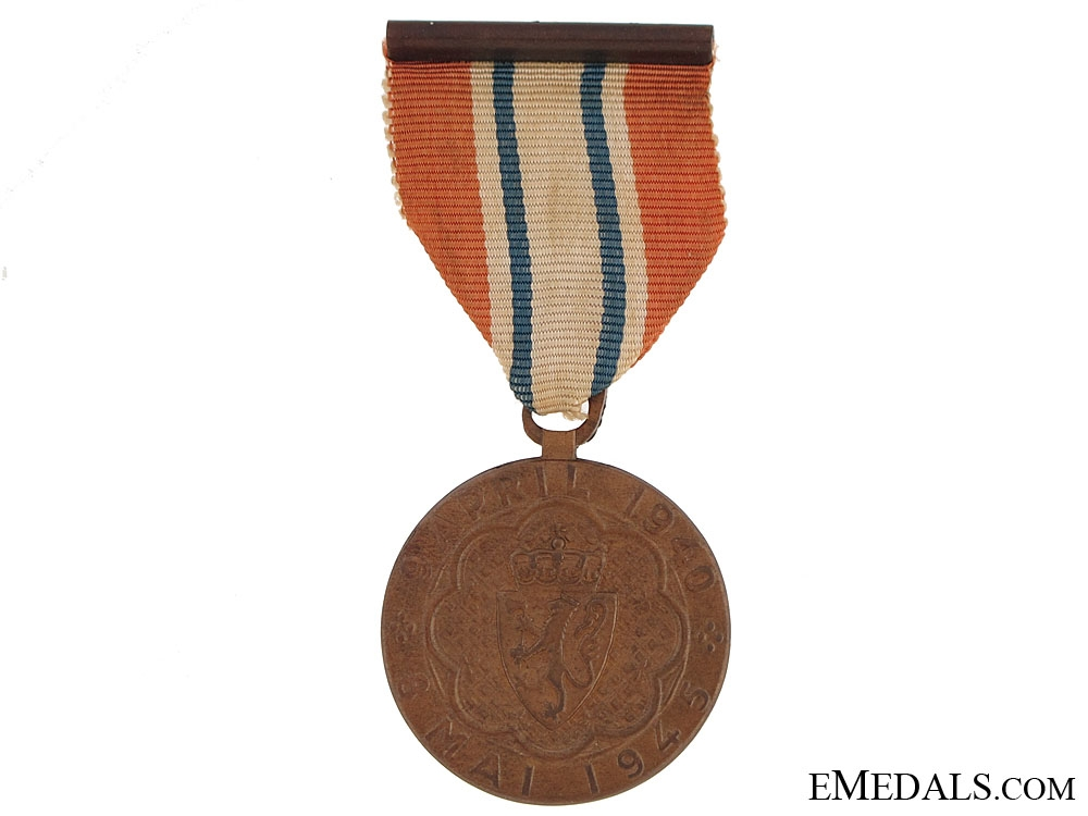 eMedals-WWII War Participation Medal 1940-1945