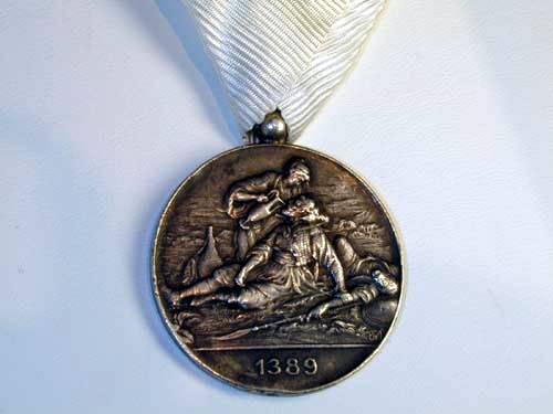 eMedals-RED CROSS MEDAL