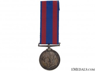 1885 North West Medal - York & Simcoe Battalion