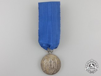 A Wehrmacht Long Service Medal; 4th Class