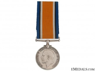 1914-18 War Medal to the Royal Naval Air Service