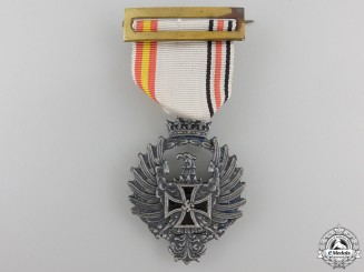 A Mint Medal of the Spanish Blue Division; Russia Service