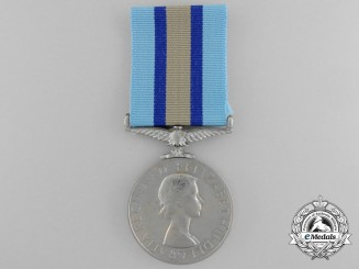 A Second War Royal Observer Corps Medal