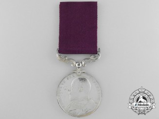 Army Long Service and Good Conduct Medal