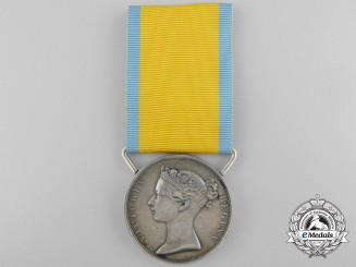 An 1854-55 Baltic Campaign Medal