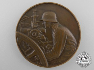 A Third Prize Medal to the 1st Prussian Artillery Regiment; 7th Battery