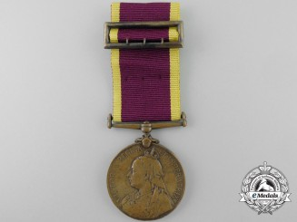 A 1900 China War Medal to the Cooley Corps