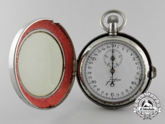 A First War German Imperial Flyer's Watch by Junghans