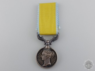 A 1854-55 Miniature Baltic Medal