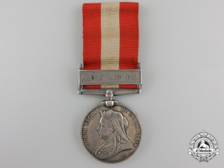 A Canada General Service Medal to the Belleville Rifle Company