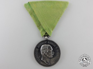 A 1905-18 Saxon Exemplary Work Service Medal