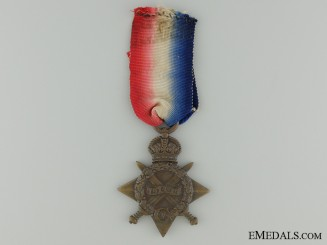 A 1914-15 Star to the Royal Navy