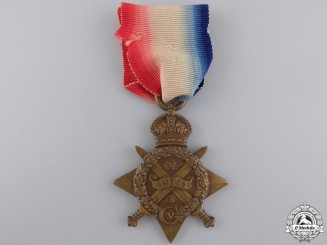 A 1914 Star to the The Queen's (Royal West Surrey) Regiment