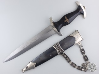 A 1936 Chained SS Leader's Dagger
