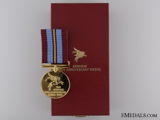 A 1944-1994 Arnhem 50th Anniversary Medal with Case