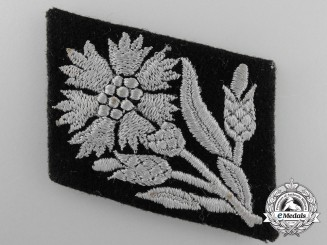 A Waffen-SS Tab for 22 SS Freiwilligen Kavallerie; Maria Theresia Division