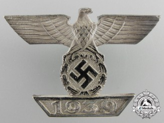 A Clasp to the Iron Cross 1939 First Class by B.H. Mayer